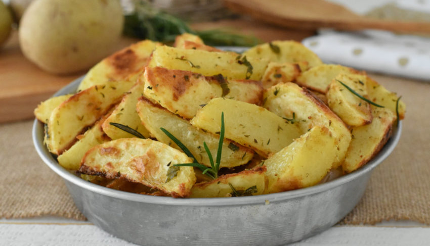 🥔 Patate rustiche  🥔
