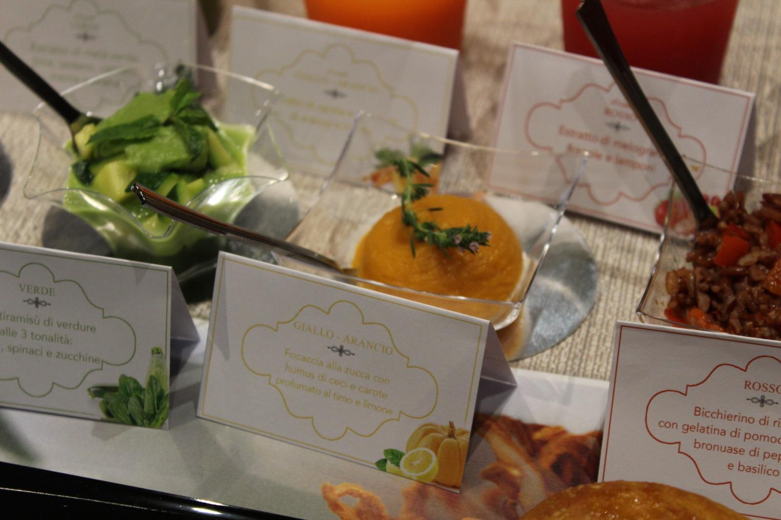 corso-degustazione a colori presso Paghera Green Events