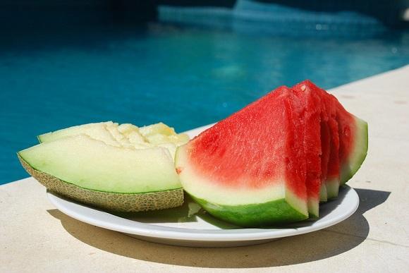 Anguria, melone e… calorie