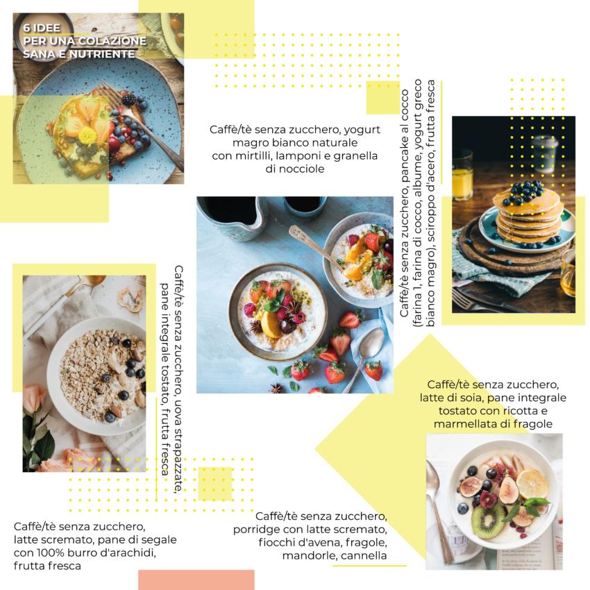 6 idee per una colazione sana e nutriente