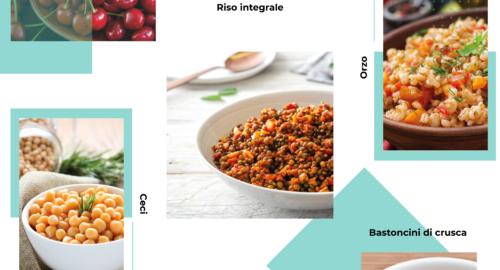 6 alimenti a basso indice glicemico