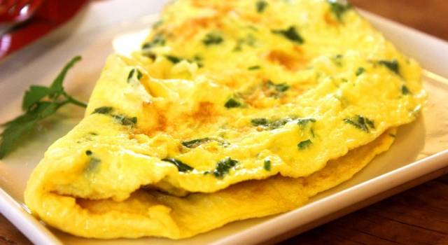 """Omelette """"Rinforzata"""""""